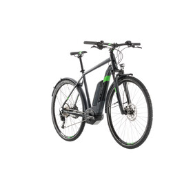 Cube Cross Hybrid Pro 500 Allroad E-Cross Bike grey